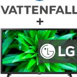 Nuon Vattenfall weekdeal met Gratis LG Full HD-televisie