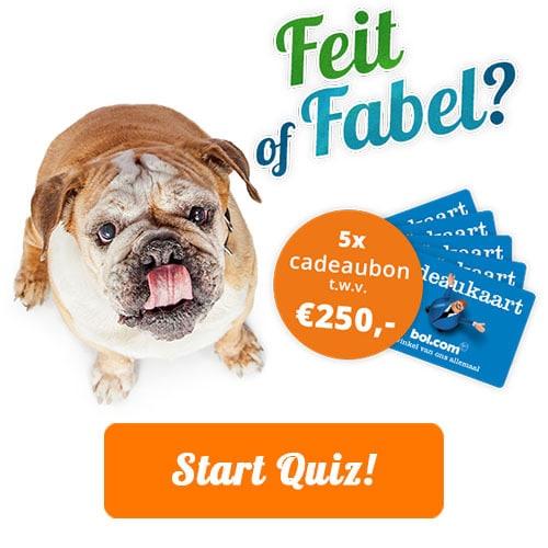 Gratis Huisdier Feiten & Fabels Quiz