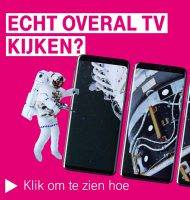3 maanden Gratis T-Mobile Tv kijken