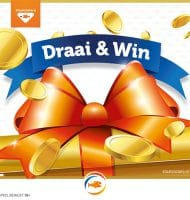 Het Prijzenrad en Gooi en Win voor Gratis loten
