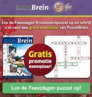 Maak de Kruiswoordpuzzel en ontvang Gratis puzzelboek