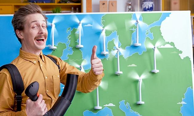 Goedkoopste energie en 65 euro cashback bij energiedirect