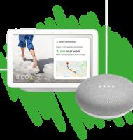 Gratis Google Nest Mini en Nest Hub