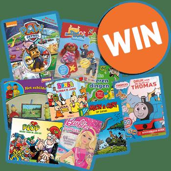 Ontvang Gratis een Kidzclub kinderboeken pakket