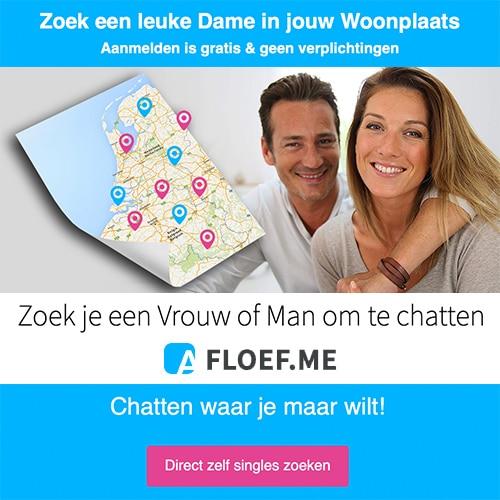 Floef helpt je daten met een gratis inschrijving