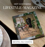 Gratis brochure van lifestyle Goossens
