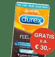 Gratis Condooms voor Veilig vrijen