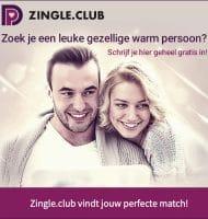 Gratis aanmelden bij Zingle.club