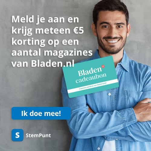 Goedkope Tijdschriften met € 5.- korting