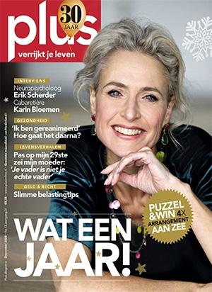 Plus Magazine met Gratis kans op op een cadeau