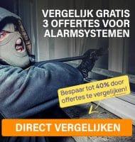 Gratis offerte voor het beveiligen van je huis!