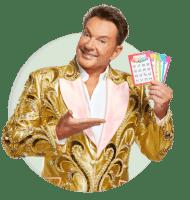 Gratis 5 Bingokaarten Vriendenloterij Bingo met Gerard joling