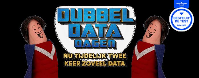 Simpel Sim Only geeft dubbel data weg