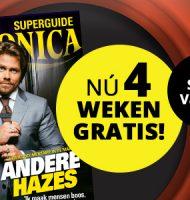 4 weken Gratis Veronica Tv Gids