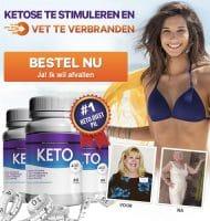 Overgewicht stoppen met Keto Plus