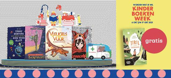 Bookspot met Gratis kinderboekenweekgeschenk