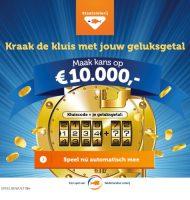 Word abonnee en Kraak de Kluis! Win met je Staatsloterij Lot