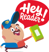 Ontvang bij Hey Reader een Gratis Boekenbox