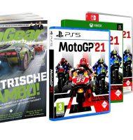 TopGear abonnement met Gratis F1 2021 t.w.v. € 69,99