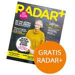 Registreer je nu gratis voor RADAR+ online