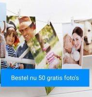 50 Gratis foto afdrukken bij Smartphoto