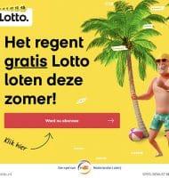 Het regentgratis Lottoloten deze zomer