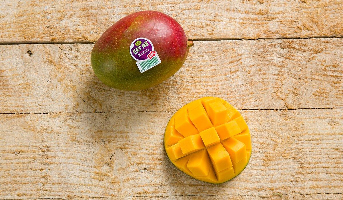 Gratis EAT ME Mango bij nieuwsbriefinschrijving