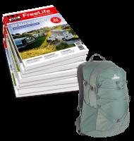 Tijdschrift voor Camper en Caravanliefhebbers met Cadeau