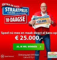 De Nationale Postcode Loterij Straatprijs winnen?