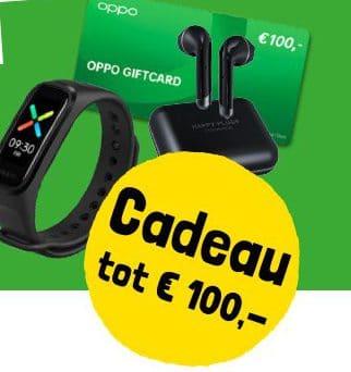 Budget Mobiel geeft cadeau weg t.w.v. € 100