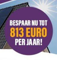Gratis zonnepanelen in de maand aug 2021