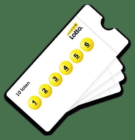 Lotto Gelukspakket met een Gratis cadeau
