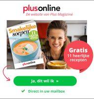 Bij Plus Magazine Gratis 11 heerlijk soeprecepten
